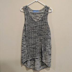 Simply Vera Wang knit tank top size XL